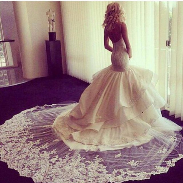 10 most beautiful wedding dresses