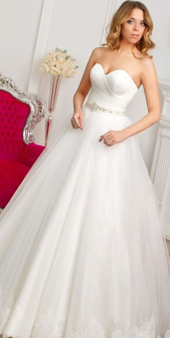 Beautiful Elegant Wedding Dresses