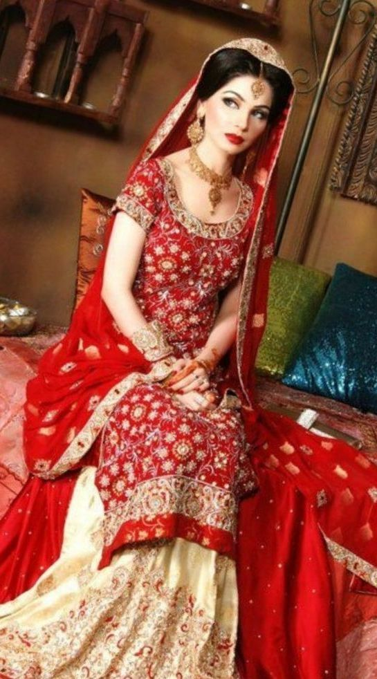 Best Indian Bridal Dresses For Girls