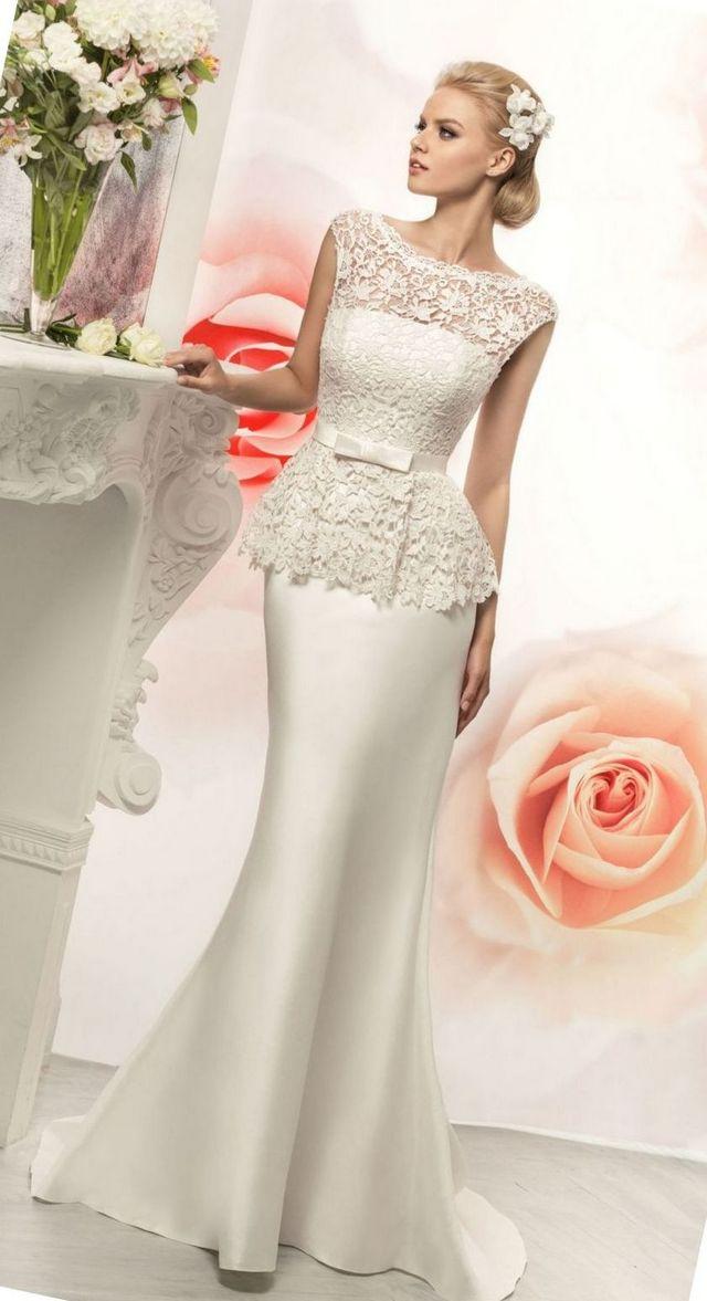 Casual Elegant Bridal Dresses