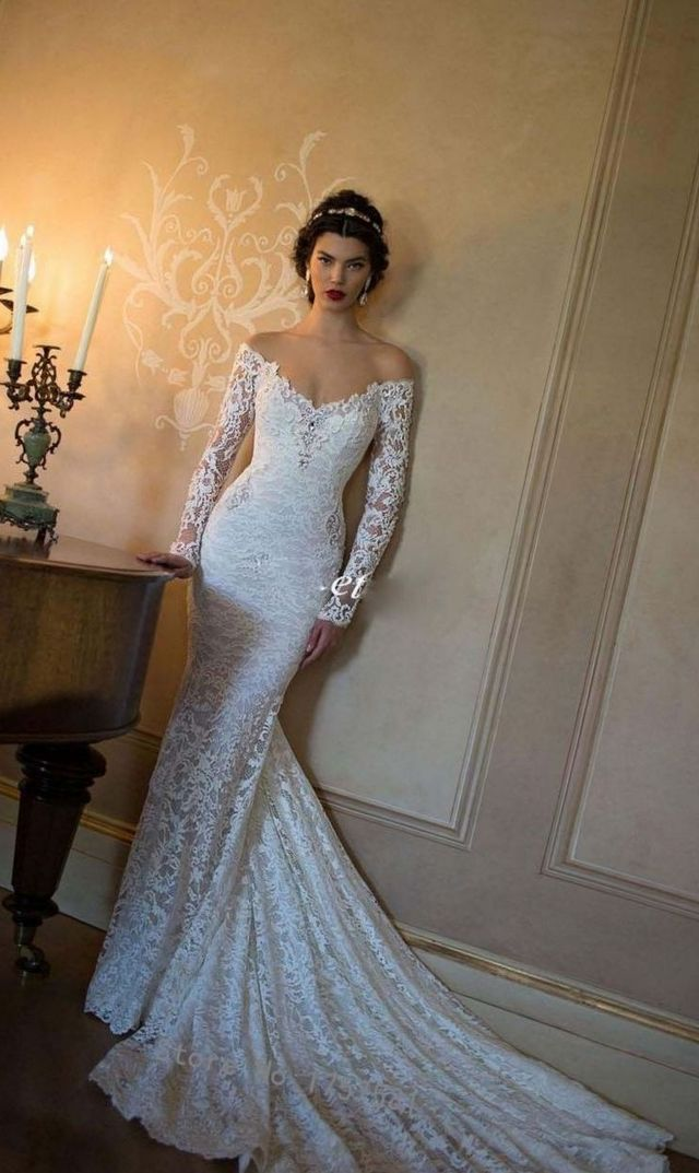 Cheap Elegant Wedding Dresses