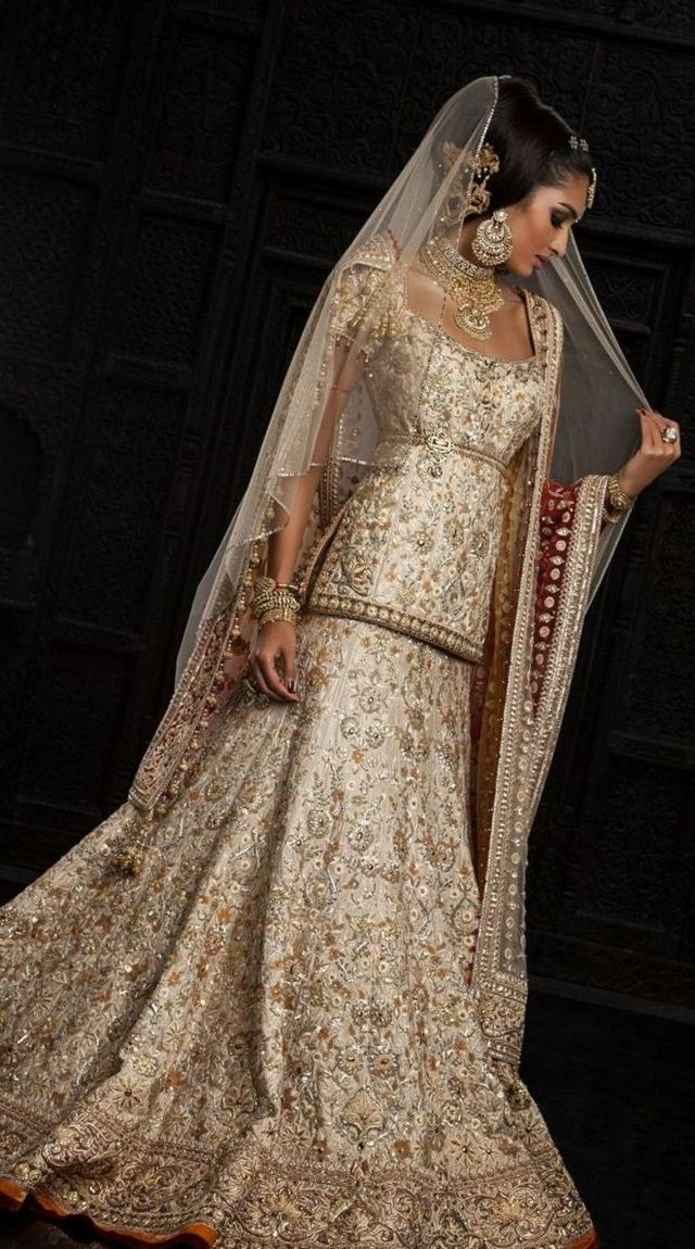 Indian Style Dresses For A Wedding