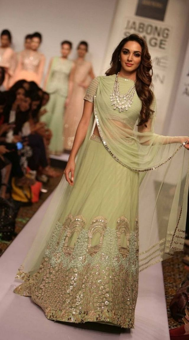 Latest Fashion For Wedding Dresses In Indian