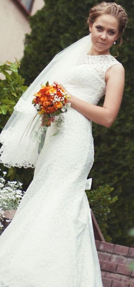 Short Elegant Wedding Gowns