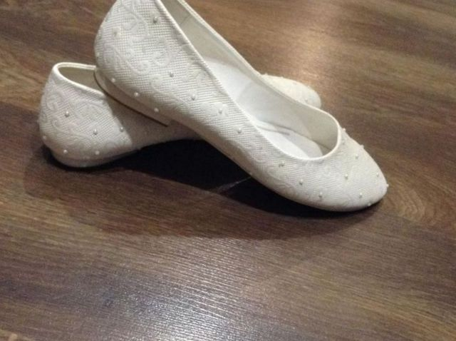 ballet wedding flatspics