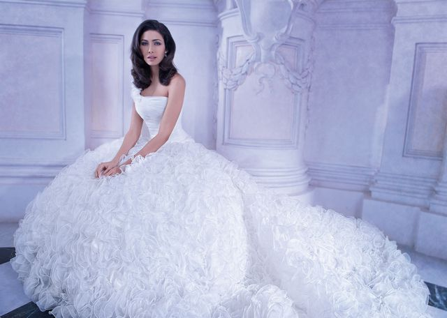 beautiful and elegant wedding dresses