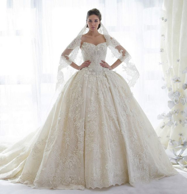 beautiful brand wedding dresses