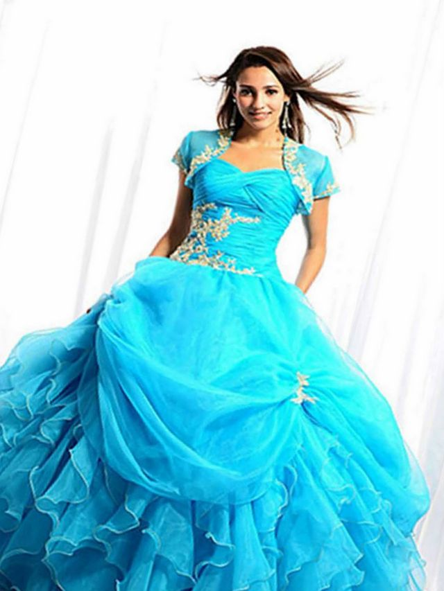 bright beautiful wedding dresses