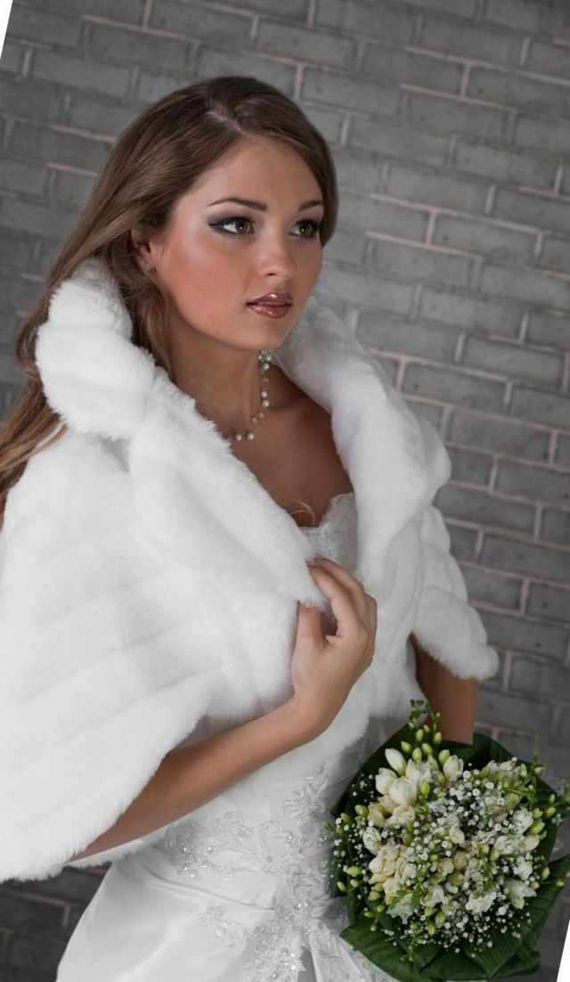 beautiful winter wedding gowns