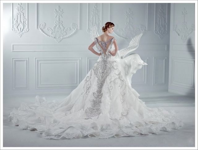 best beautiful wedding dresses picture