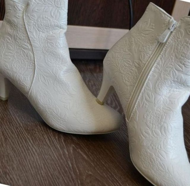 bridal boots western
