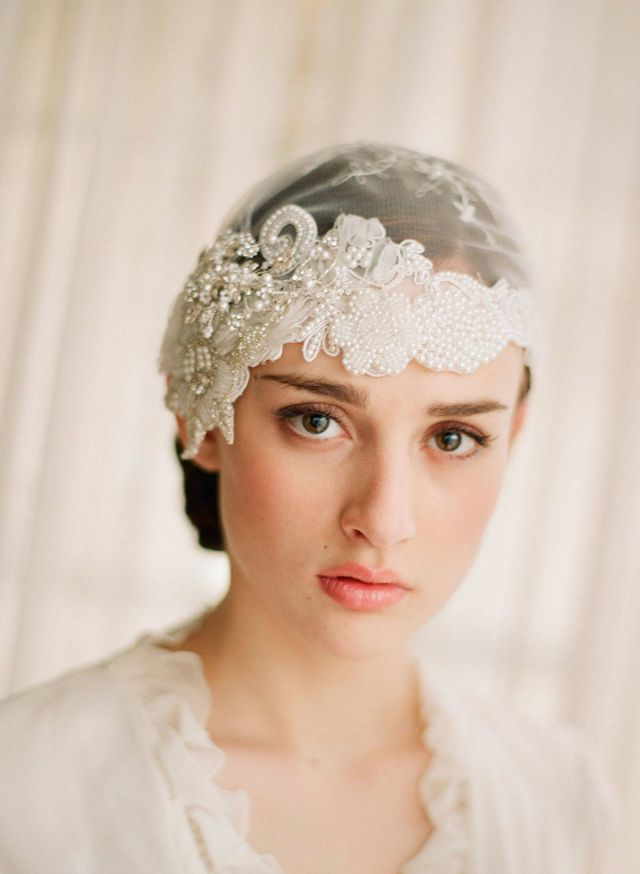 bridal hairstyles for short hair image