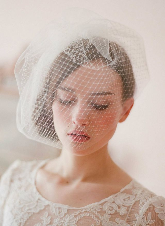 bridal hairstyles for short hair photo