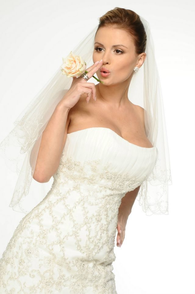 bridal hairstyles for short hair picture