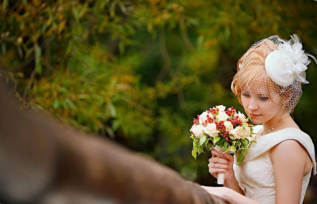 bridal hairstyles for very short hair