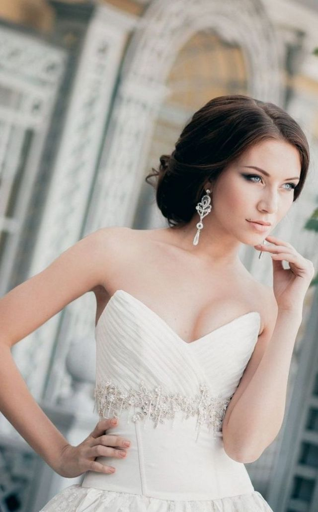 bridal hairstyles greek goddess