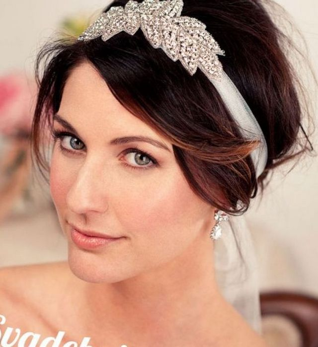 bridal headpieces diy