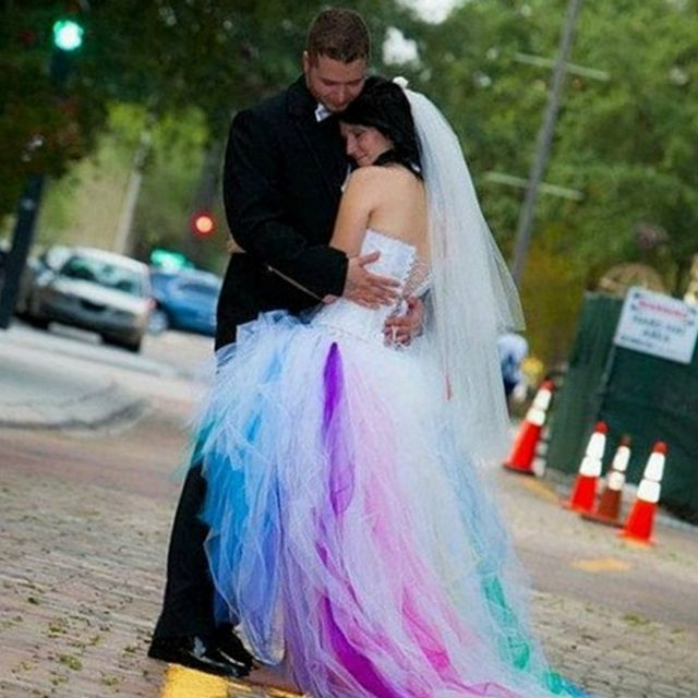 bright dresses