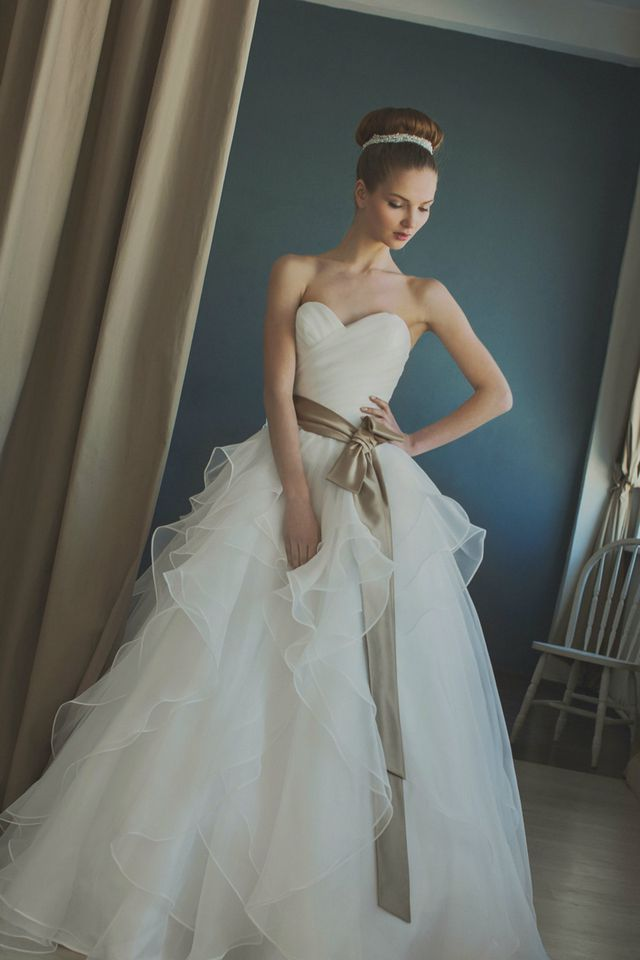 cheap big puffy wedding dresses