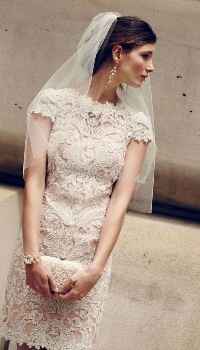 cheap cute wedding dresses