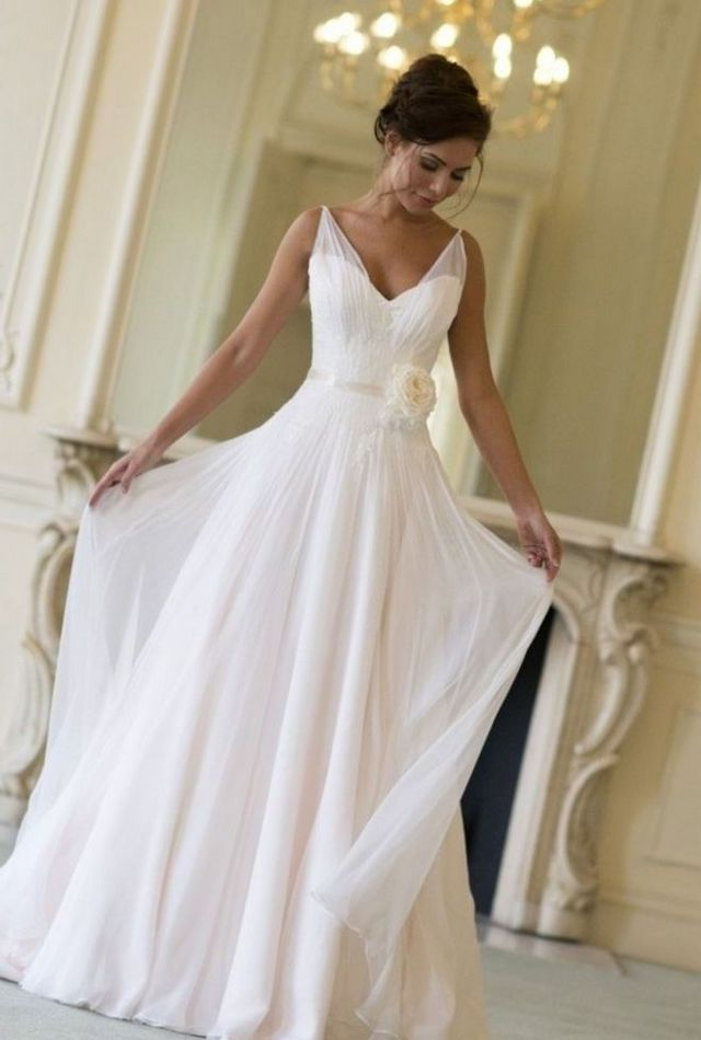 cheap wedding dresses online picture