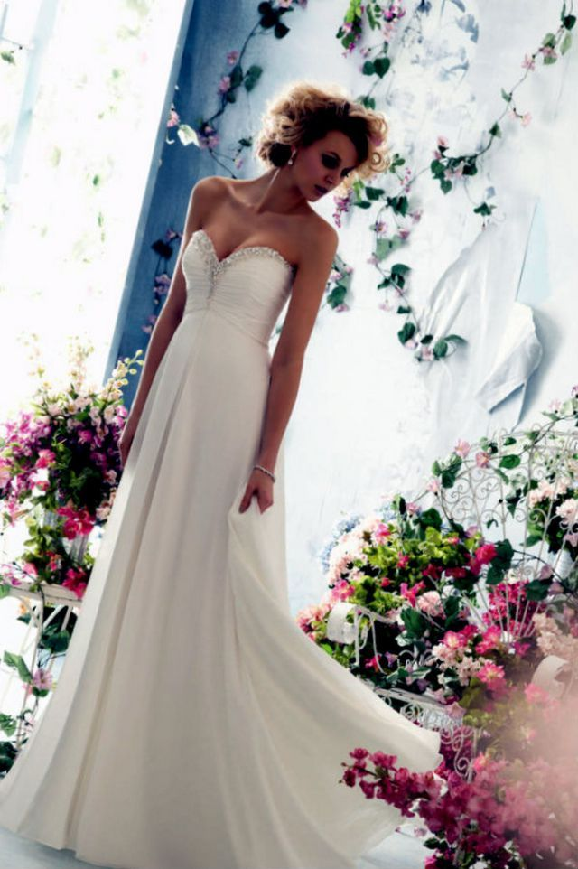 cocktail wedding dress for pregnant