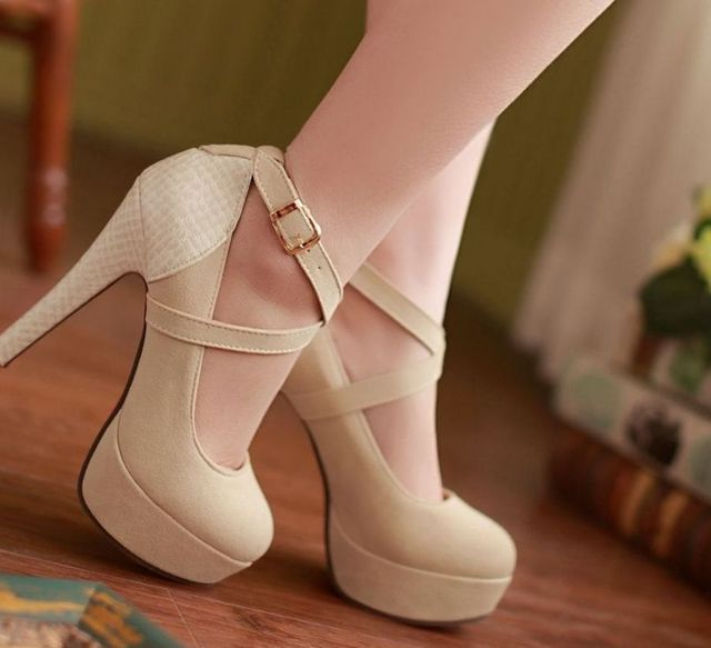 comfortable platform shoes for wedding