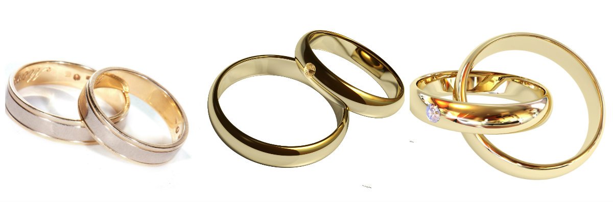 cool wedding rings
