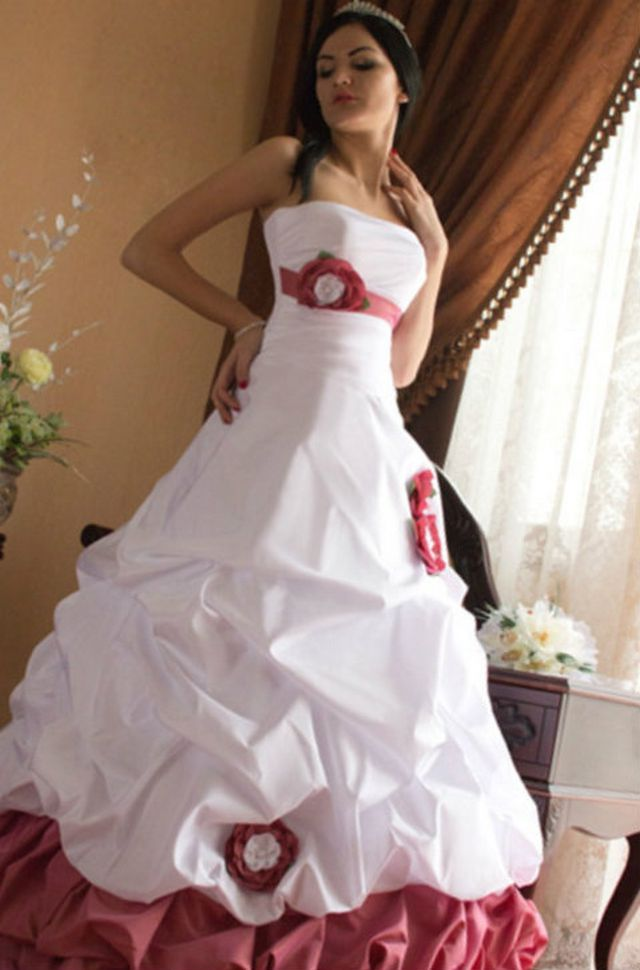 cute puffy wedding dresses
