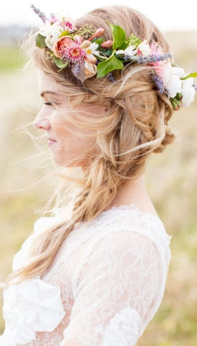cute wedding headpieces photo