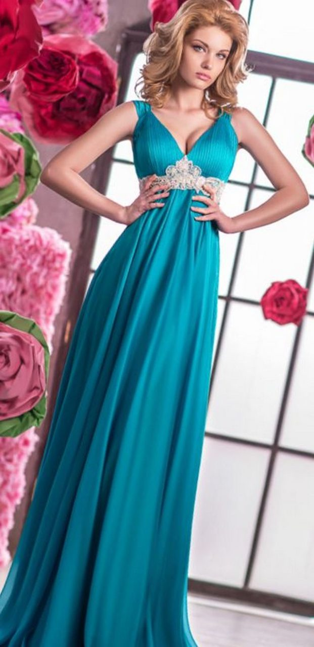 dark blue wedding dresses