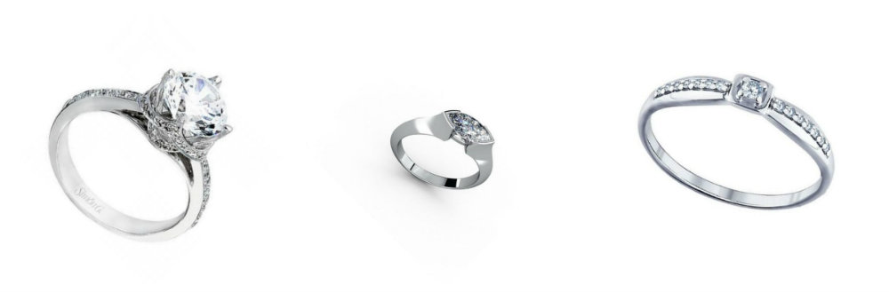 diamond band wedding ring