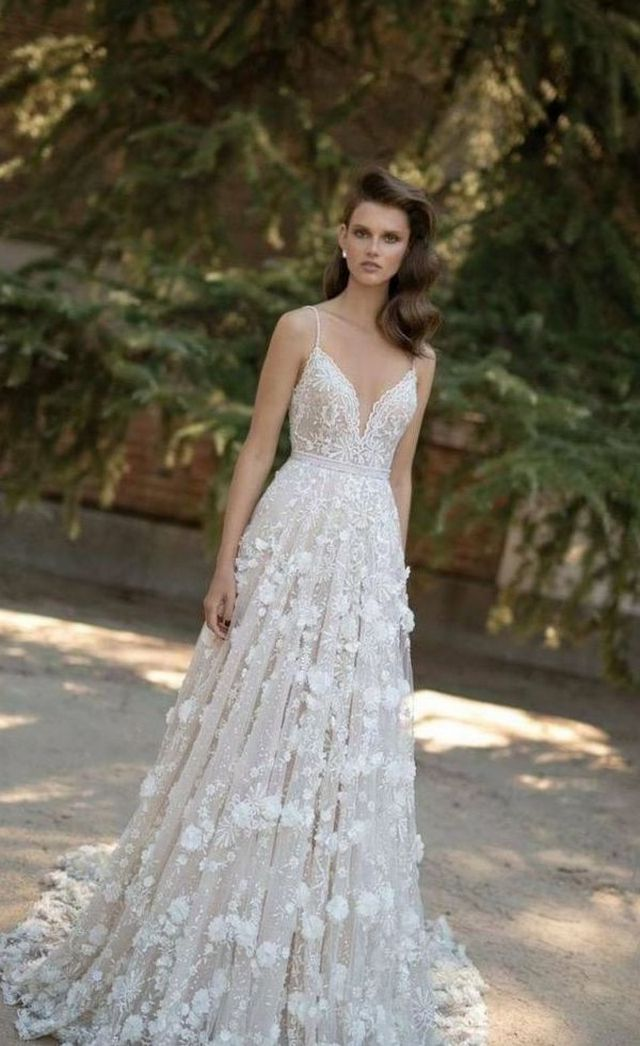 Dress For Summer Outdoor Wedding