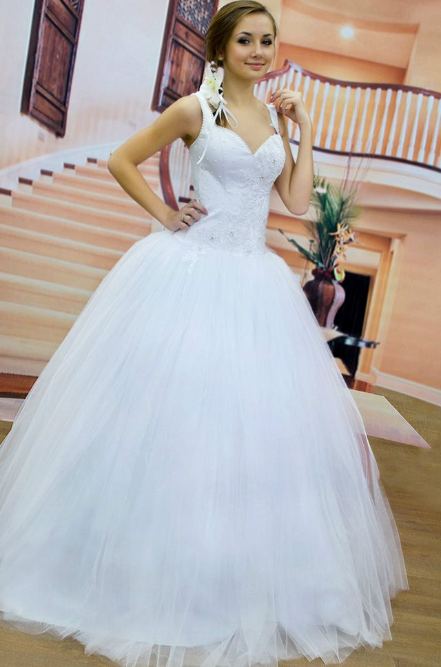 expensive puffy wedding dresses