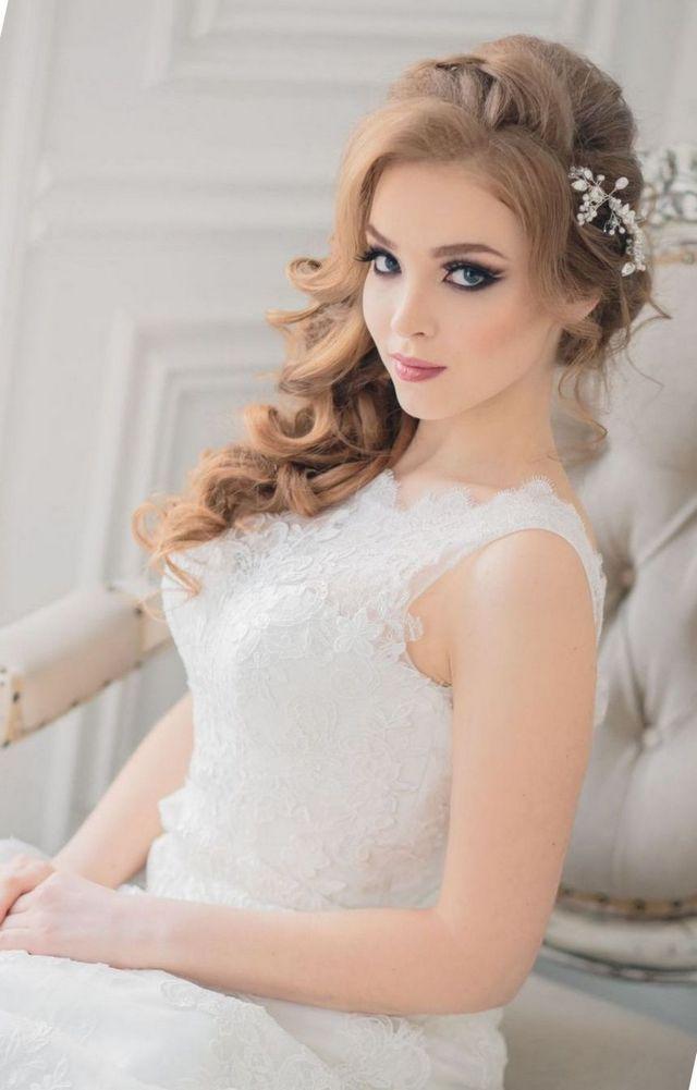greek goddess bridal hairstyles