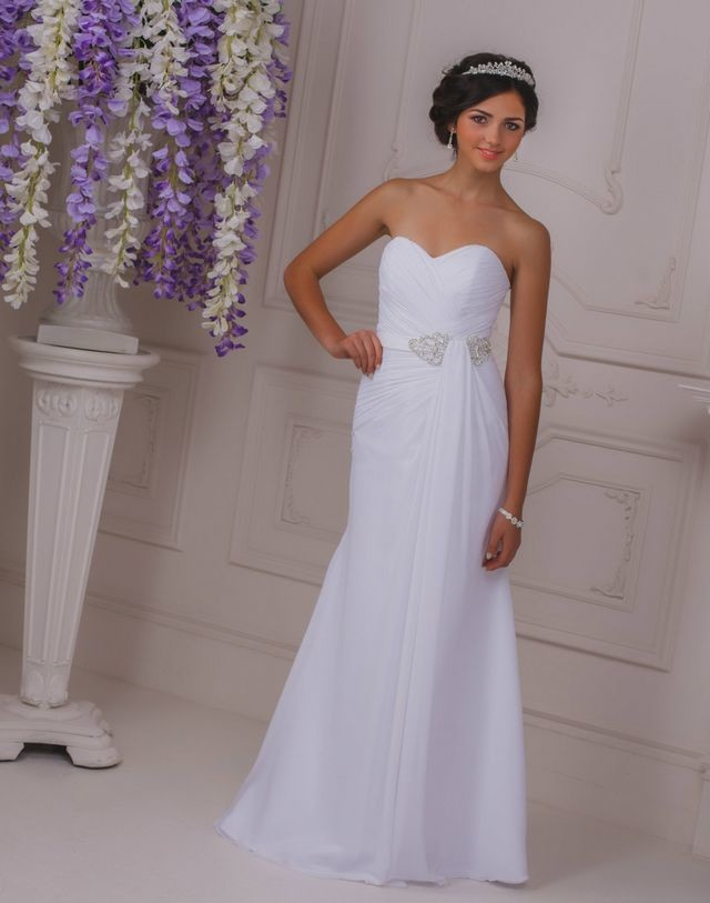 greek goddess wedding dresses