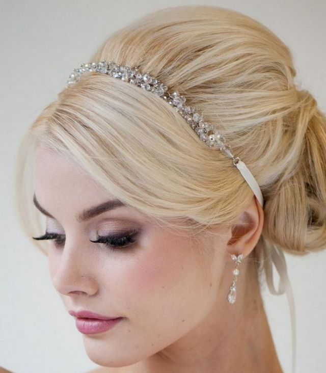 greek goddess wedding hair style