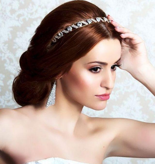 greek inspired bridal hairstyles