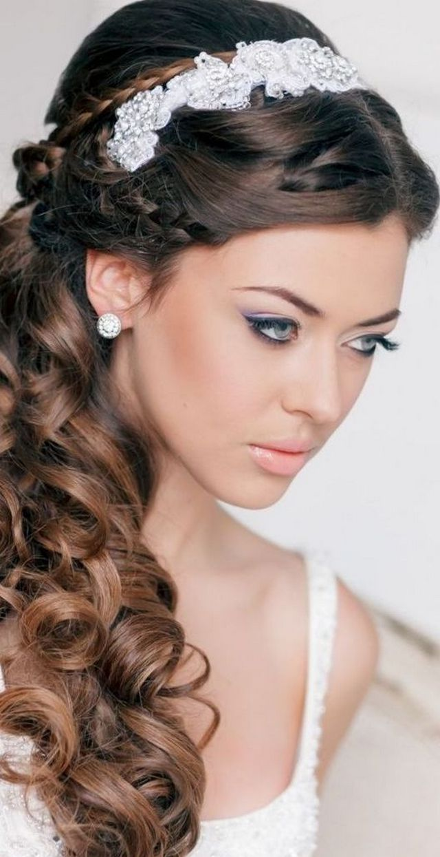 greek style bridal hair pieces