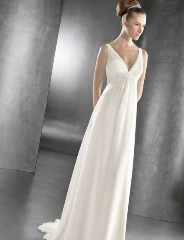 greek wedding dresses pictures