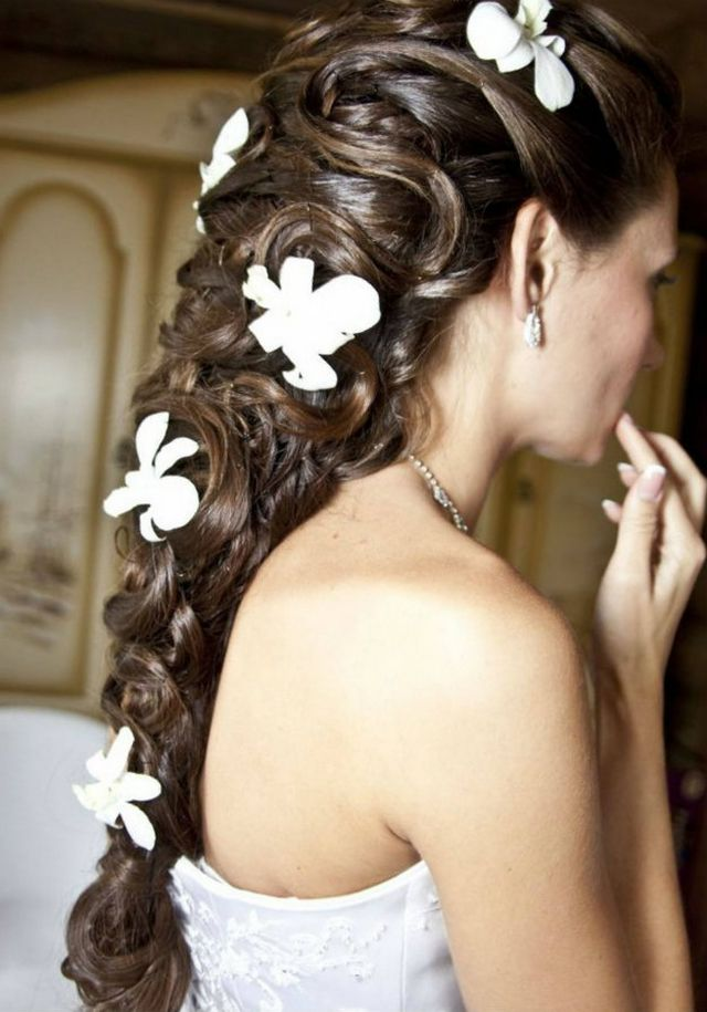 greek wedding hairstyles for long hair