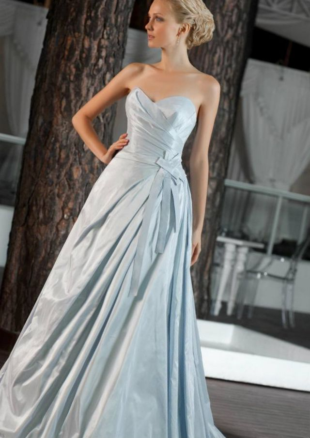 grey bridal gowns
