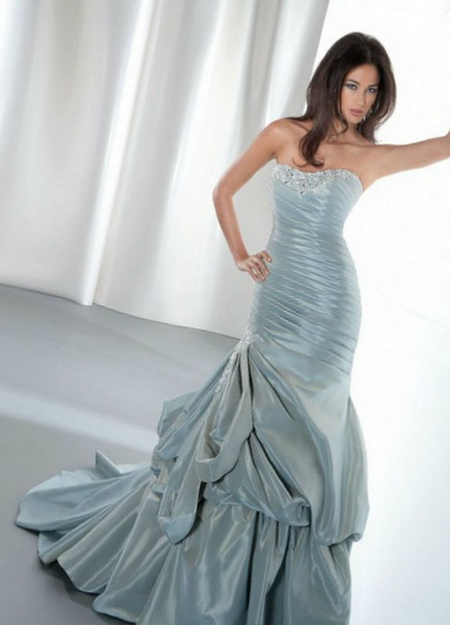 grey dresses for a wedding grey wedding dresses 4622