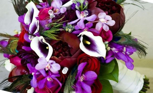 how to choose a bridal bouquet