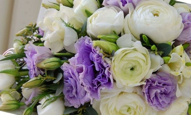 how to choose a wedding bouquets