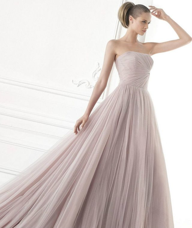 Light gray wedding dress great ideas for fashion dresses for Gray dresses for wedding
