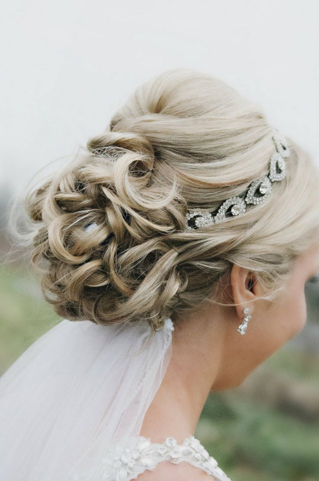 medium wedding updos