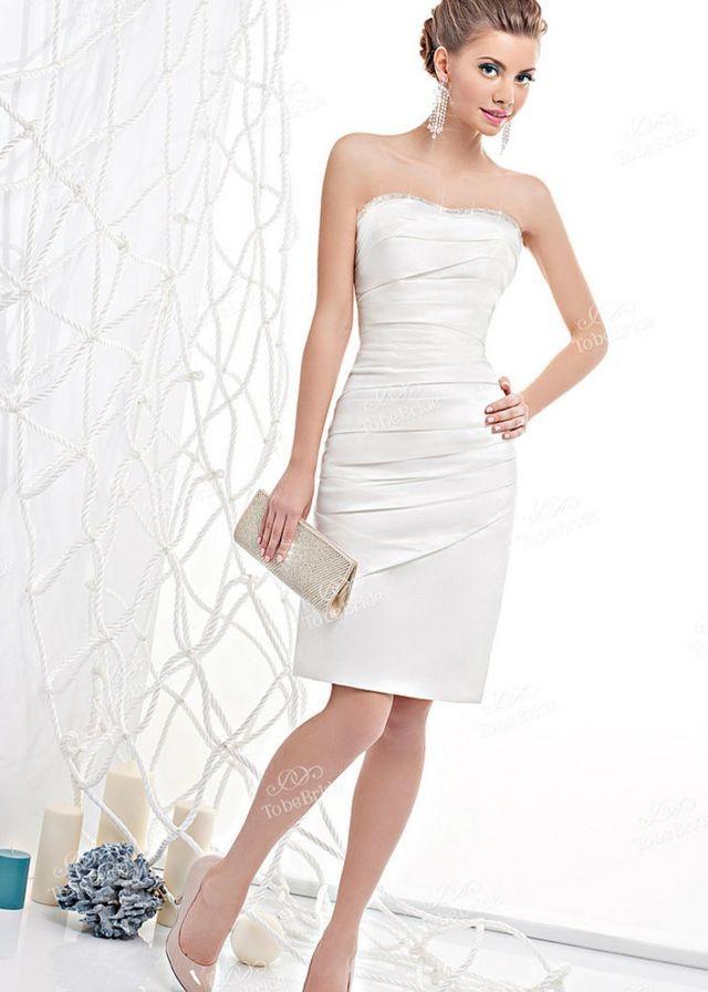 mini wedding dress for flower girl