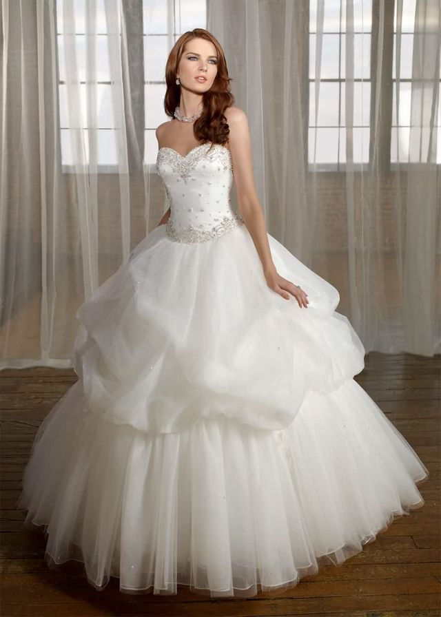 most beautiful lace wedding dresses