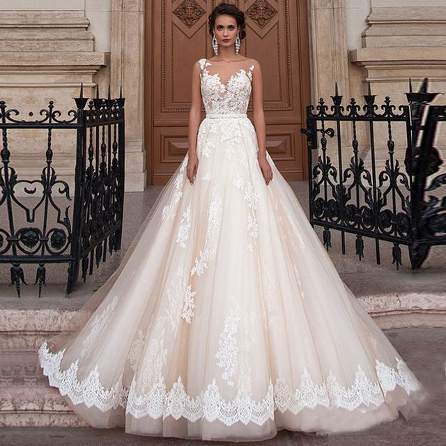 Most Beautiful Wedding Dresses 2017